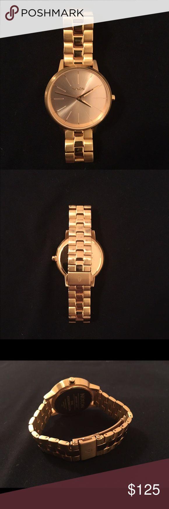 "Selling this Women's NIXON Watch ""The Kensington"" on Poshmark! My username is: ljudy11. #shopmycloset #poshmark #fashion #shopping #style #forsale #Accessories"