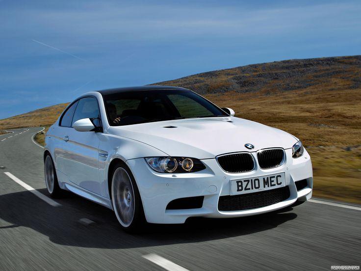 2008 BMW M3 (E92) Coupe