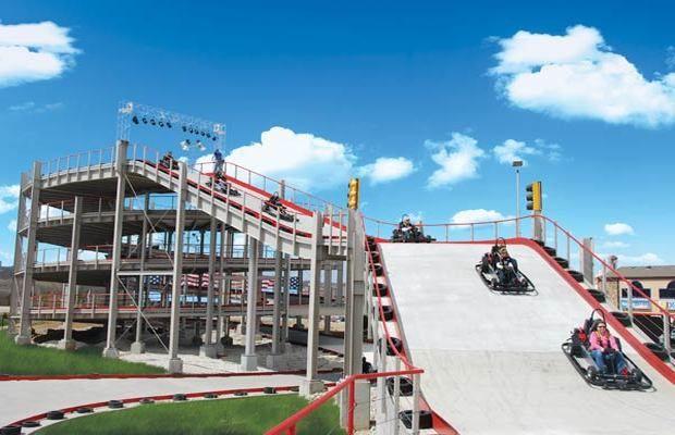 """The Track""Branson, Missouri"