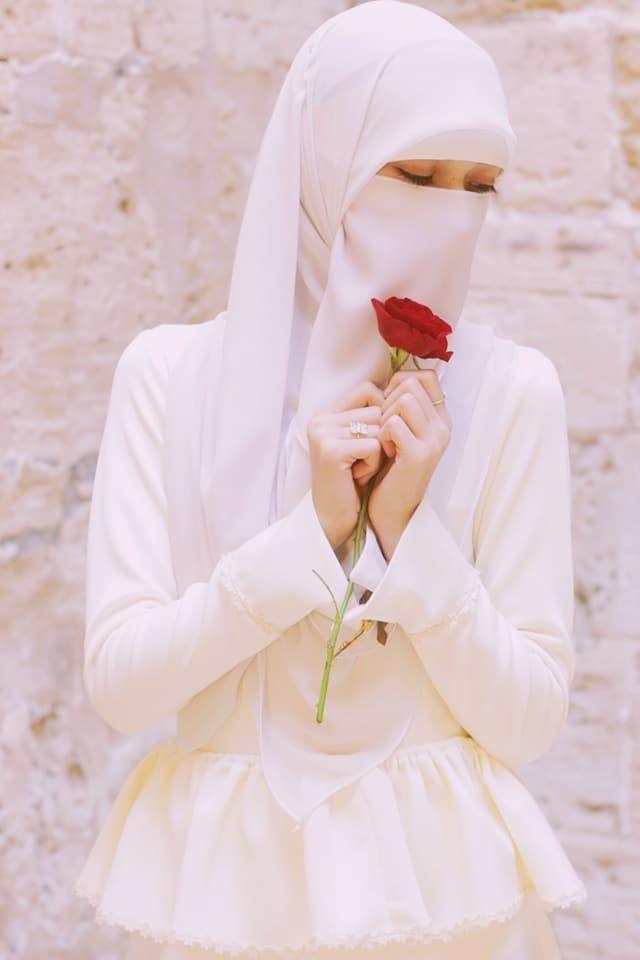 Girl photo hijab muslim women