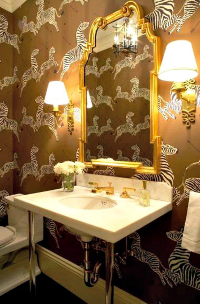 29 best Powder Rooms images on Pinterest | Bathroom, Bathrooms and ...