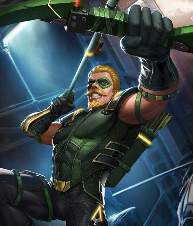 Injustice 2 Mobile Roster Green Arrow Green Arow Injustice 2