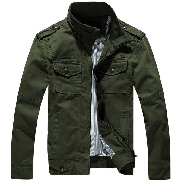 Best 25  Mens military style jacket ideas on Pinterest | Men's ...
