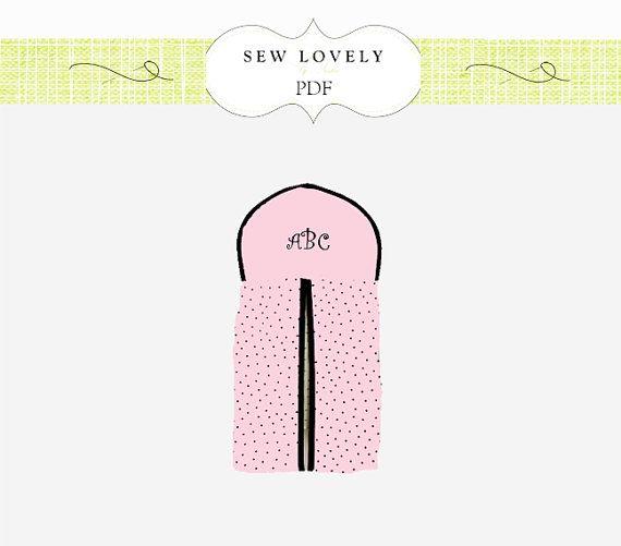 Diaper Stacker Sewing Pattern by sewlovelybytesha on Etsy, $4.99