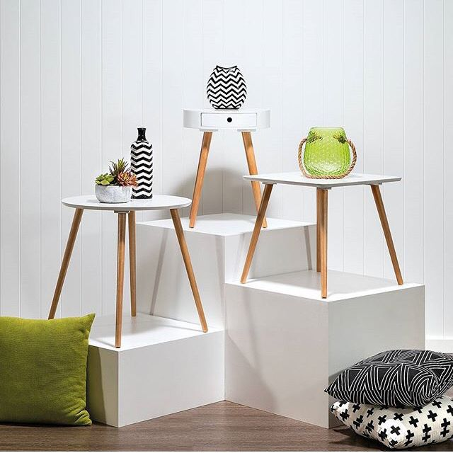 Side tables?