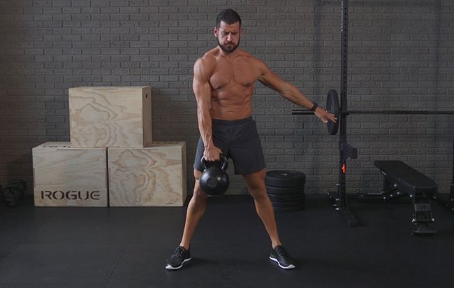 How to Do 100 Deadlifts Non-Stop  http://www.menshealth.com/fitness/100-nonstop-deadlifts?cid=soc_Men's%2520Health%2520-%2520MensHealth_FBPAGE_Men's%2520Health__