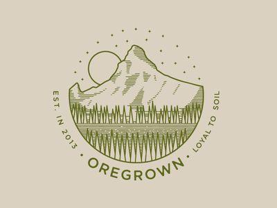 Oregrown. (More design inspiration at www.aldenchong.com)