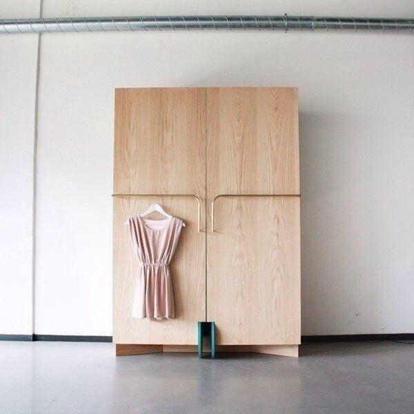 Складной гардероб