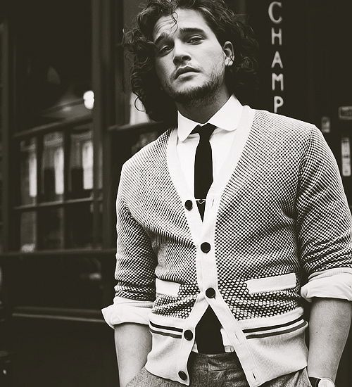 Kit Harington: Oh My God!!!! I'm In Love!!! Kit Harrington