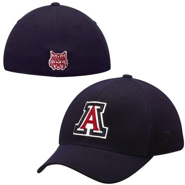 Top of the World Arizona Wildcats Navy Blue Memory 1-Fit Flex Hat, $29.95 http://shareasale.com/m-pr.cfm?merchantid=45646&userid=646297&productid=580191764&afftrack=