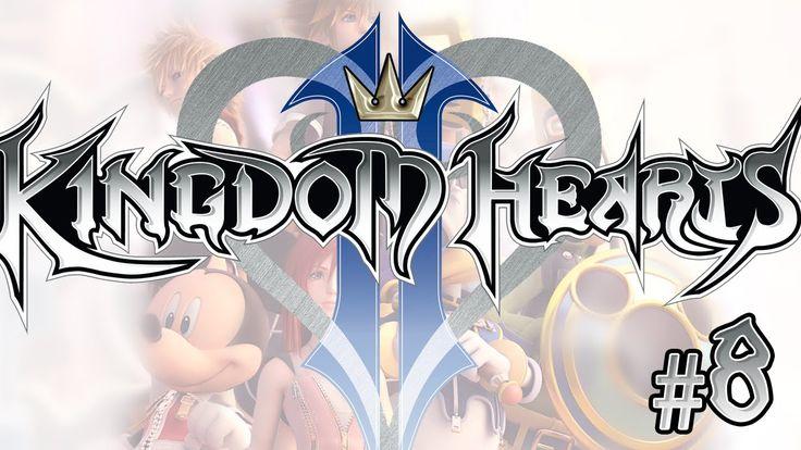 Kingdom hearts 2 - lets play - part 8
