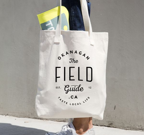 The Field Guide Market Bag