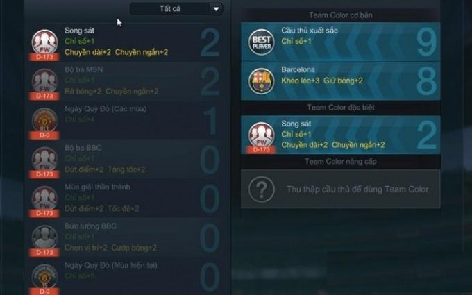 FIFA Online 3: 4 việc cần làm ngay sau Roster Update tháng 11