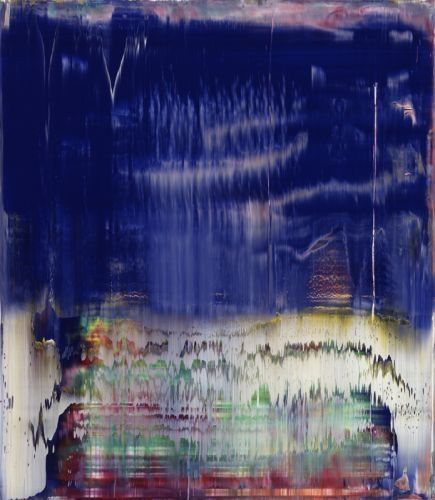 Gerhard Richter, Abstract Painting, 1997.