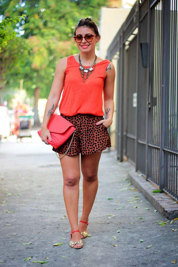 Small Fashion Diary: look de ontem: para enfrentar o calor                                                                                                                                                                                 Mais