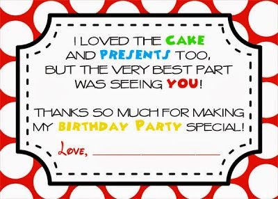 Mickey Mouse Clubhouse Birthday - THANK YOU CARDS FREE DOWNLOADS