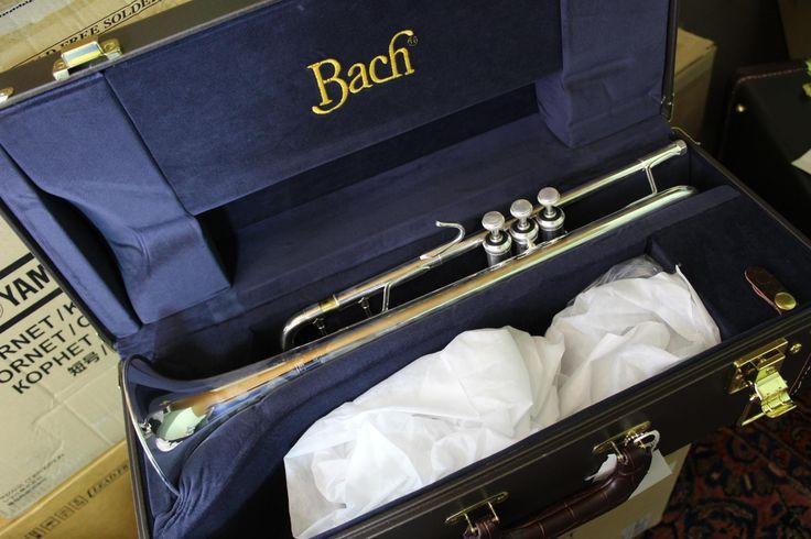 Bach Stradivarius Model LT180S43 Professional Trumpet MINT CONDITION
