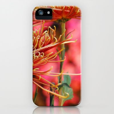 Autumn/秋菊 15 iPhone & iPod Case by Katherine Song  - $35.00