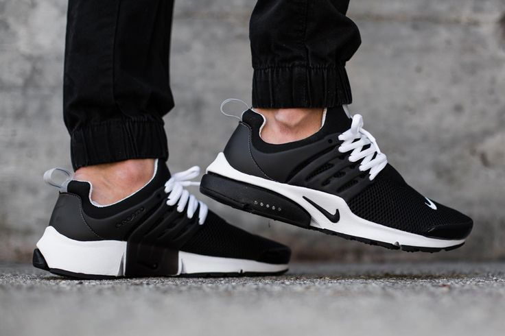 Not a fan of black but this is a game changer  An On-Foot Look At The Nike Air Presto BR - SneakerNews.com