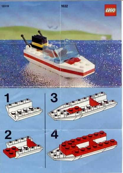 Lego Instructions.                                                                                                                                                                                 More