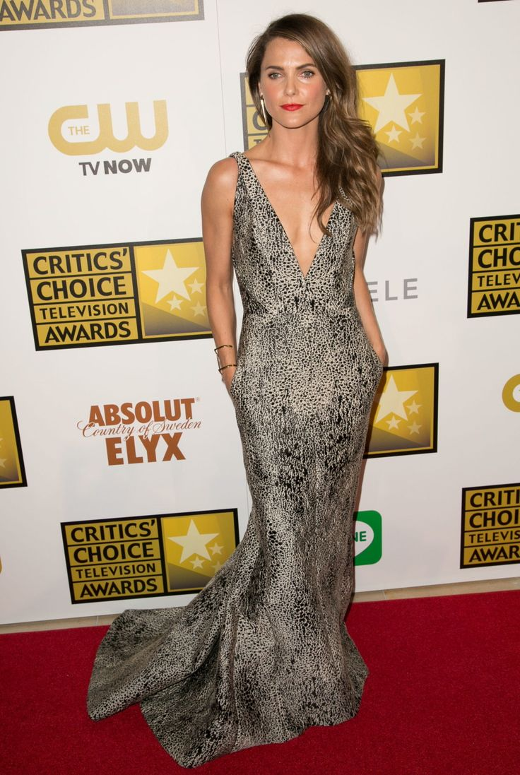 Cele|bitchy | Diane Kruger in Elie Saab at The Critics Choice TV Awards: pretty or fug?