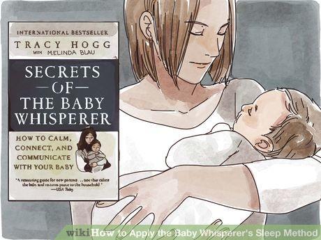 Image titled Apply the Baby Whisperer's Sleep Method Step 2