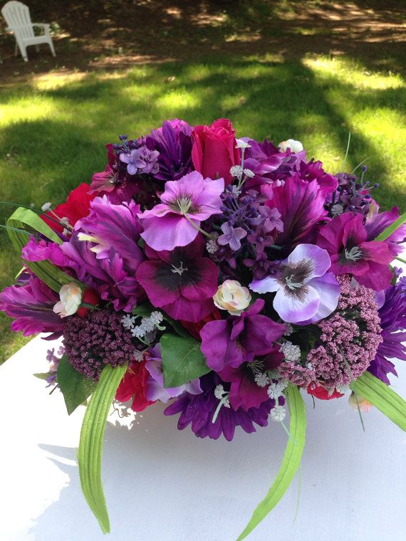 Hey, I found this really awesome Etsy listing at https://www.etsy.com/listing/237064194/flower-arrangement-floral-centerpiece