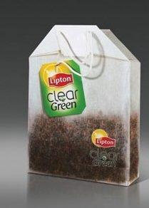 This is a shopping-bag, not a tea bag. ;)