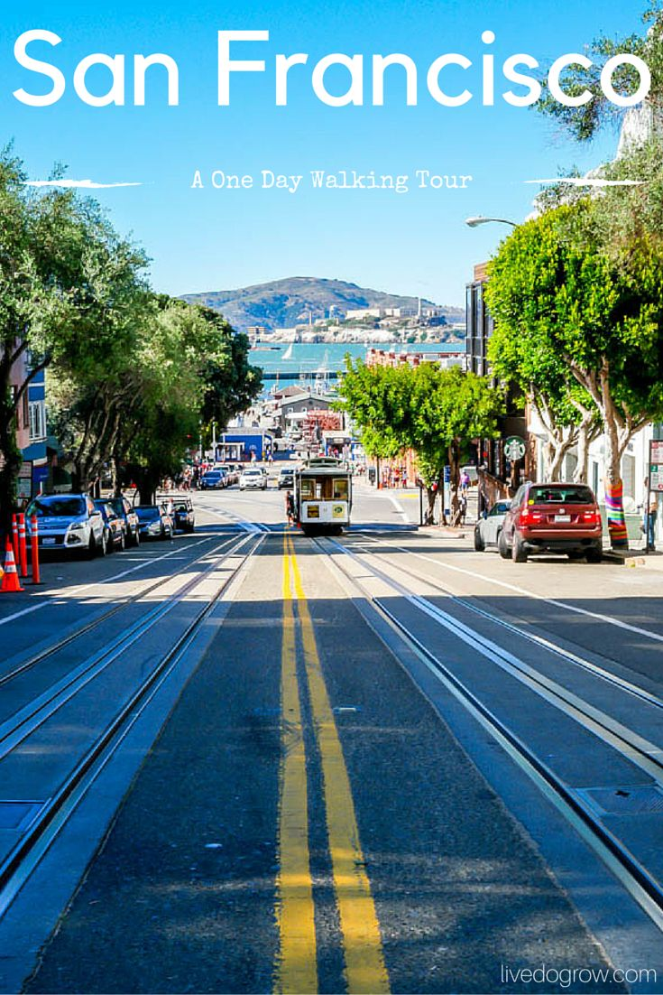 San Francisco Road Map Pdf%0A Have one day in San Francisco  Explore the city on foot with this walking  tour