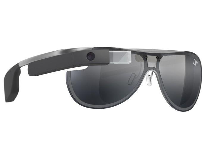 Die Google-Brille von Diane von Fürstenberg