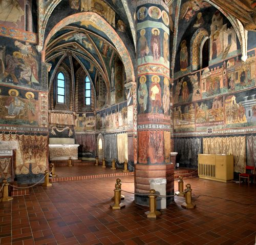 The Trinity Chapel Lublin Castle