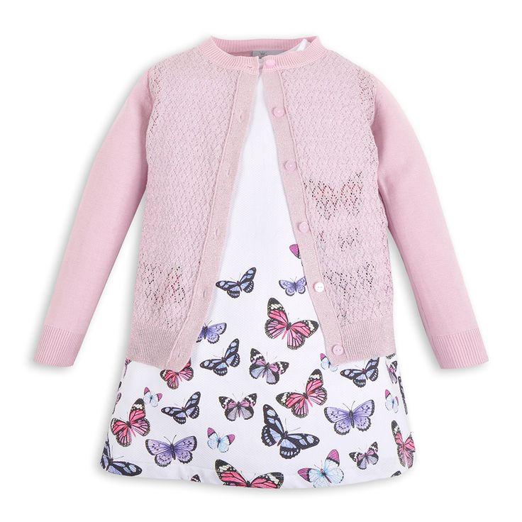 Además de las flores,  las mariposas representan la Primavera.  Un LookEPK de contrastes y elegante.   www.shopepk.com.co