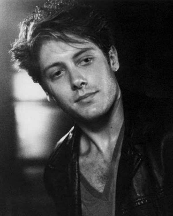 Young James Spader in Black Le... is listed (or ranked) 2 on the list 20 Pictures of Young James Spader