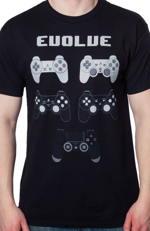 Game controller t shirt — img 4
