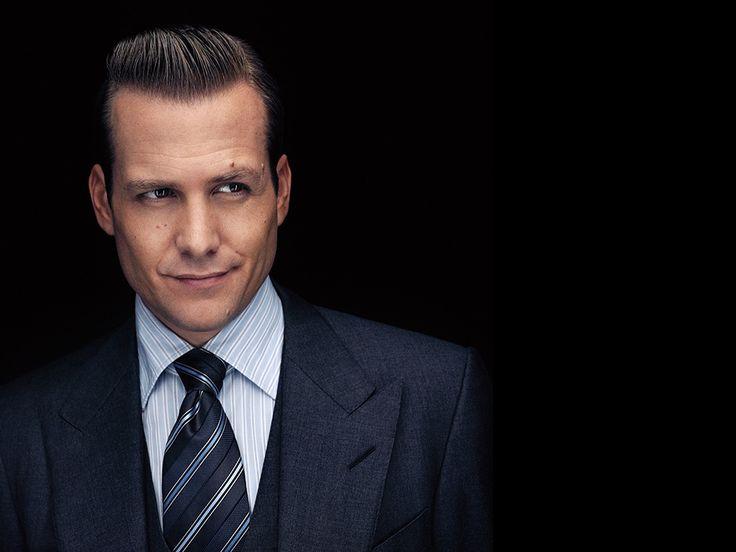 Harvey Specter hair. #men #fashion #hair