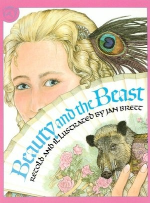 One of my favorite fairy tales! Retold and illustrated by Jan Brett - fabulous New England author
