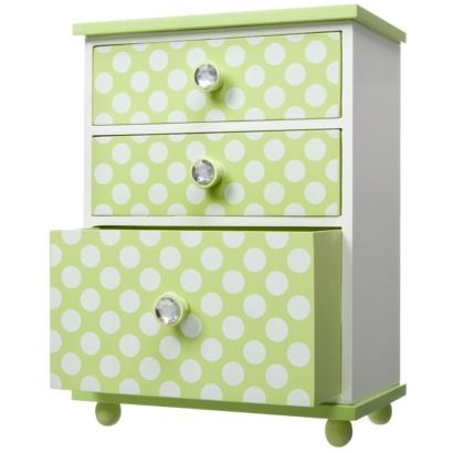Circo® Jewelry Box - Green Dot