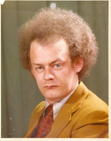 Rex Murphy, CBC....