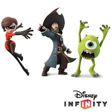 DISNEY INFINITY CHARACTERS: Figure 3-Pack: Sidekicks Gameplay: Besides getting Toy Box spins, opening character chests, and being able to play as some of your favorite characters, there aren't very many pluses in gameplay. Barbossa plays just like Jack, and Mike plays just like Sulley.  http://awsomegadgetsandtoysforgirlsandboys.com/disney-infinity-characters/ DISNEY INFINITY CHARACTERS: Figure 3-Pack: Sidekicks