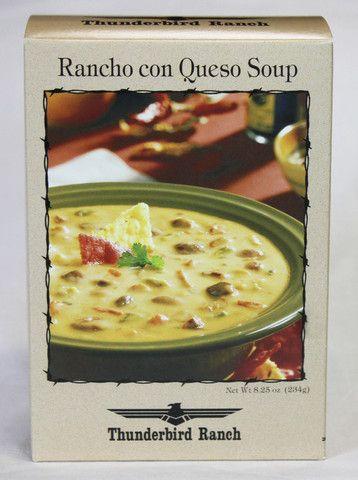Rancho Con Queso Soup – Thunderbird Ranch Gourmet Foods
