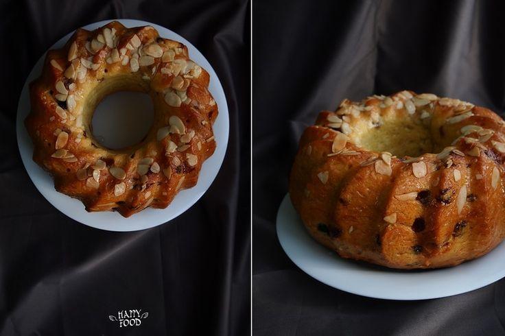 HAPPYFOOD - Кекс-кольцо с анисом