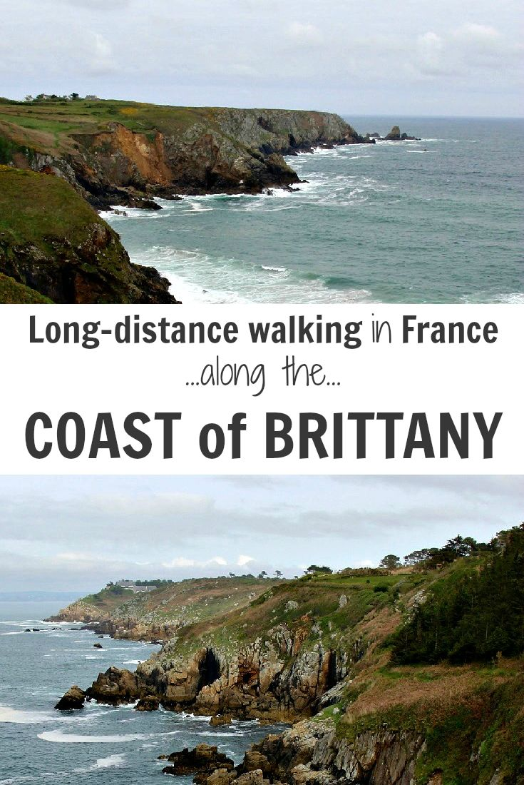 70+ photos following the GR 34 along the coast of Brittany between Camaret-sur-Mer and Audierne in France!