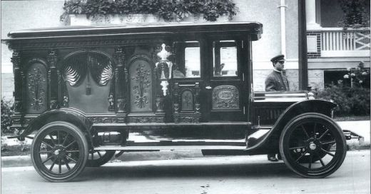 Six Feet Under Hearse: 17 Best Images About Hearse On Pinterest