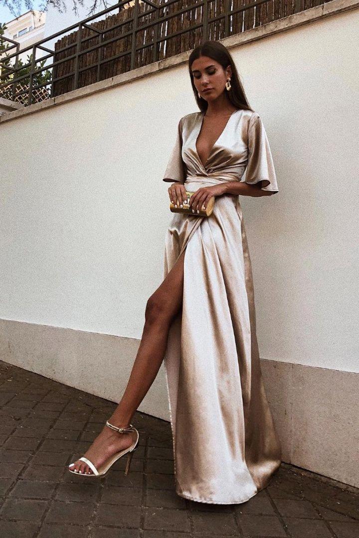 fcc53f59a Inspiración para invitadas de verano - StyleLovely Vestidos Para Boda  Invitada