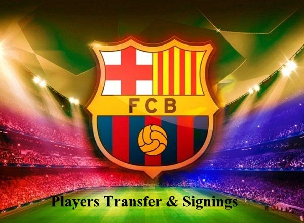 Get full list of players transfers and new signings for FC Barcelona... #Barcelona #FCB #Football