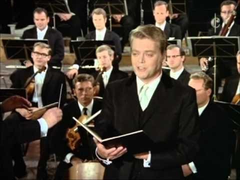 """Bach """"H-Moll-Messe"""" -- Karl Richter -- Janowitz -- Töpper -- Laubenthal -- Prey 1969 - YouTube"""