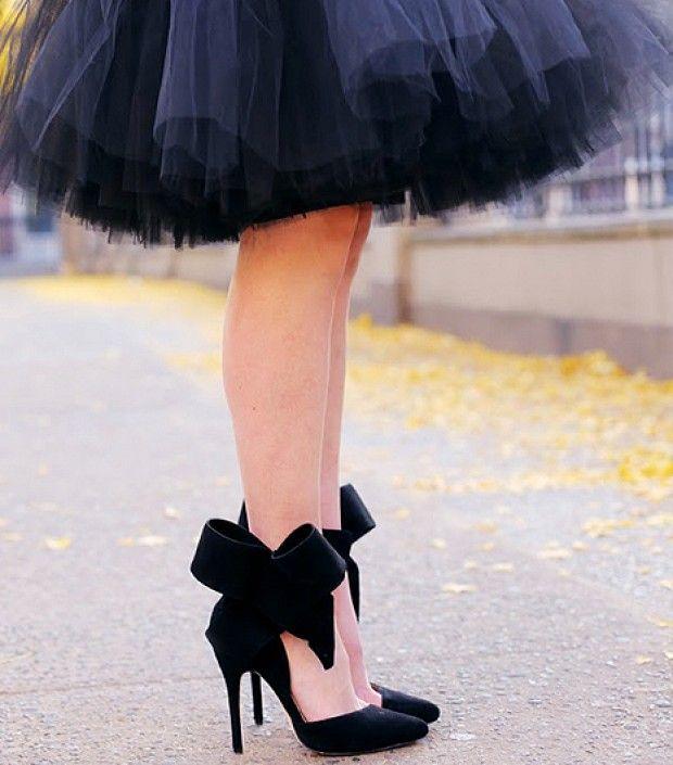 Omg, these shoes.   Blair Eadie of Atlantic-Pacific