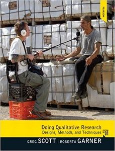 Instant download and all chapters TEST BANKDoing Qualitative Research Designs Methods and Techniques Scott    View Free Sample:TEST BANKDoing Qualitative Research Designs Methods and Techniques Scott