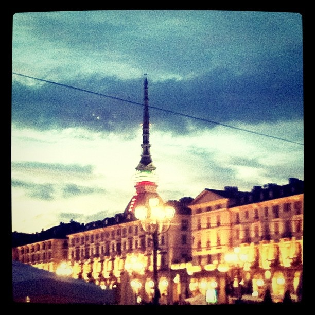"""Un """"tempo triste"""", Torino"""