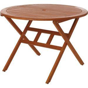 Peru Round Wooden Table